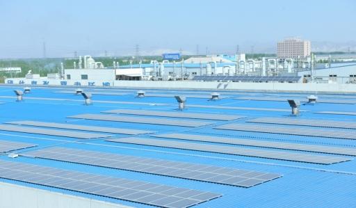 屋顶类型:直立锁边彩钢板